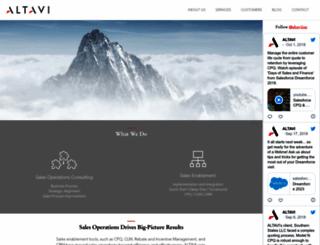 altavi.com screenshot