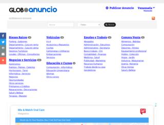 altavista.anunico.com.ve screenshot