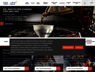 altayermotors.com screenshot