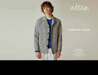 altea.com screenshot