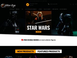 alteregocomics.com screenshot