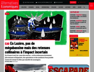 alternatives-economiques.fr screenshot