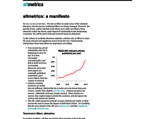 altmetrics.org screenshot