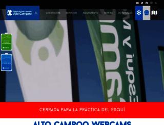 altocampoo.com screenshot