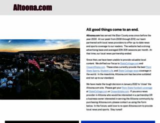 altoona.com screenshot