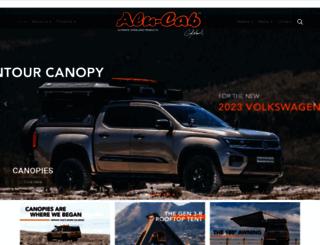 alu-cab.co.za screenshot