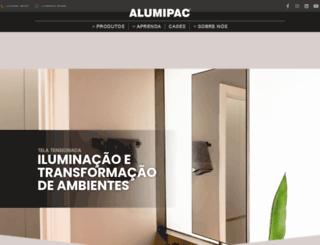 alumipac.com.br screenshot