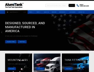 alumitank.com screenshot