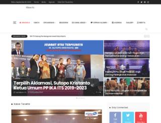 alumniits.com screenshot