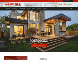 aluroll.rs screenshot