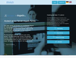 alvotech.de screenshot