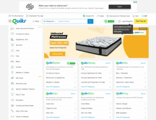 alwar.quikr.com screenshot
