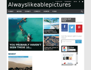 alwayslikeablepictures.net screenshot