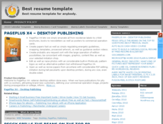 alwaystemplates.com screenshot