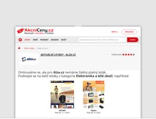 alza.akcniceny.cz screenshot