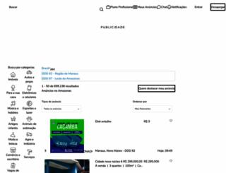 am.olx.com.br screenshot