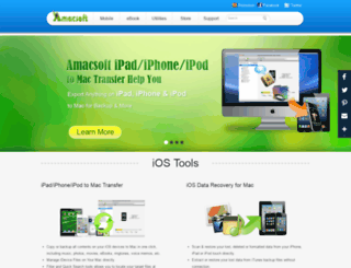 amacsoft.com screenshot