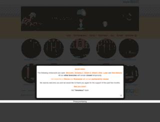 amadeus-resto.be screenshot