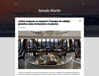 amadomartin.blogspot.com screenshot