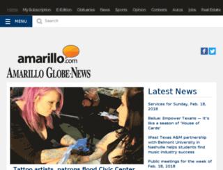 amarillonet.com screenshot