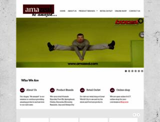 amazeal.com screenshot