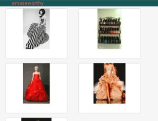 amazeworthy.com screenshot
