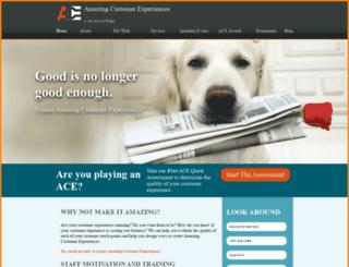 amazingcustomerexperiences.com screenshot
