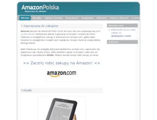 amazon-polska.pl screenshot