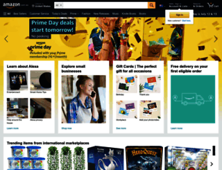 amazon.com.au screenshot