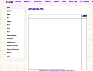 amazon.me.ma screenshot