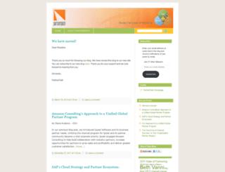 amazonconsultingblog.wordpress.com screenshot