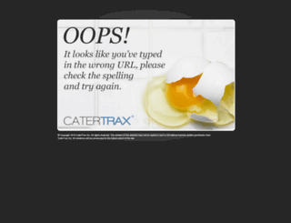 amazontogo.catertrax.com screenshot