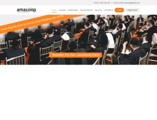 amazoop.com screenshot