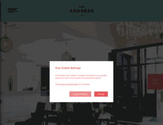 ambassadorhotel.ie screenshot