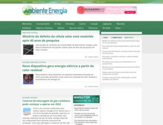 ambienteenergia.com.br screenshot