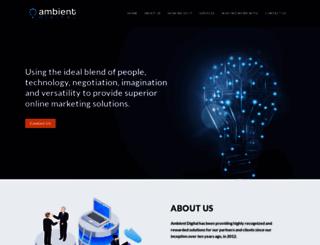 ambientindonesia.com screenshot