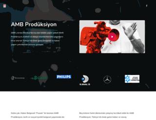 ambproduction.com screenshot