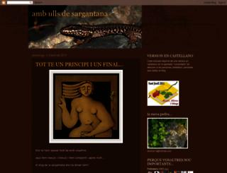 ambullsdesargantana.blogspot.com screenshot