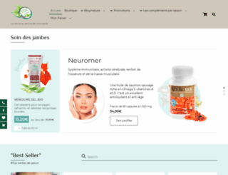 amd-nature.com screenshot