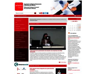 amedna.com screenshot