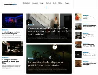 amenagementdesign.com screenshot