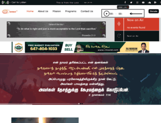 amenfm.com screenshot