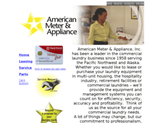american-meter.com screenshot