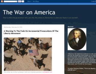 americandictators.blogspot.com screenshot