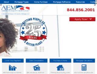 americanequity.com screenshot