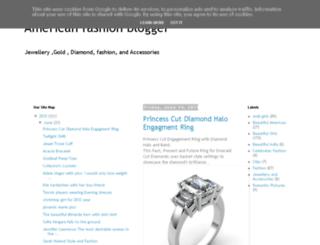 americanfashionblog.blogspot.hu screenshot