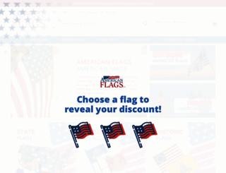 americanflags.com screenshot