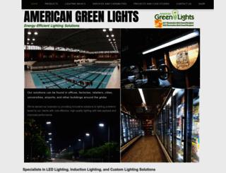 americangreenlights.com screenshot