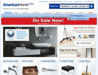 americanhomeplus.com screenshot
