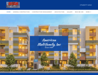 americanmultifamily.com screenshot